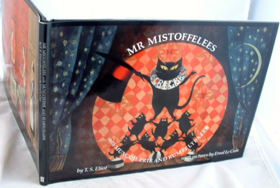 Image for Mr. Mistoffelees with Mungojerrie and Rumpelteazer