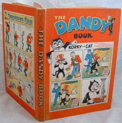 Image for The Dandy Book 1954