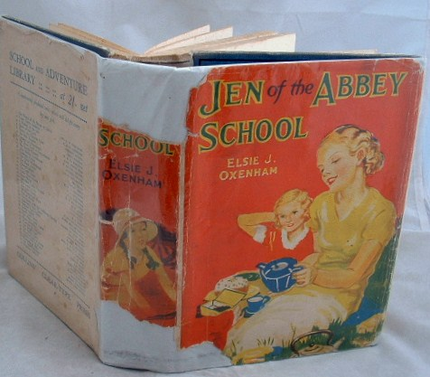 Image for Jen of the Abbey School
