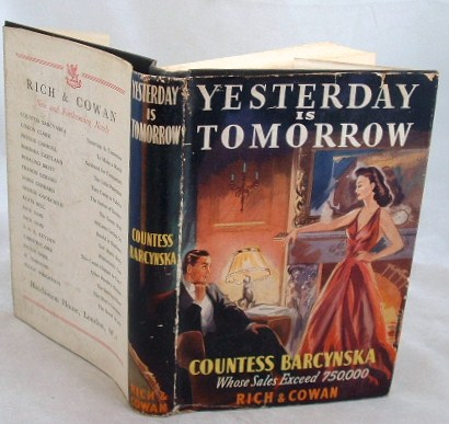 Image for Yesterday is Tomorrow