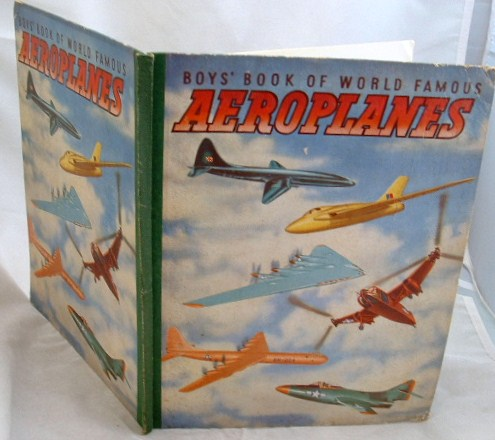 Image for Boys Book of World Famous Aeroplanes