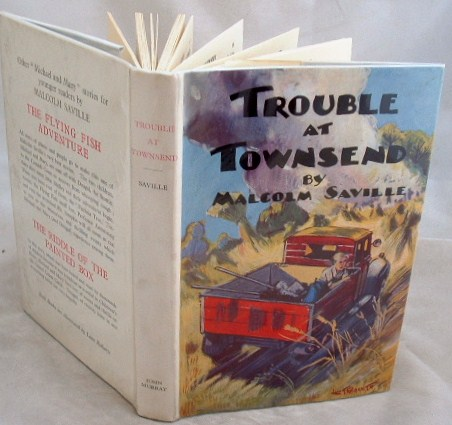 Image for Trouble at Townsend