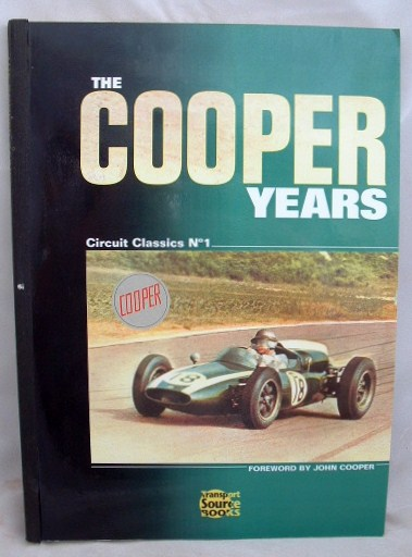 Image for The Cooper Years