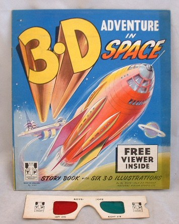 Image for 3D Adventure in Space