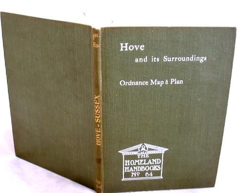 Image for Hove with Its Surroundings a Handbook for Visitors and Residents