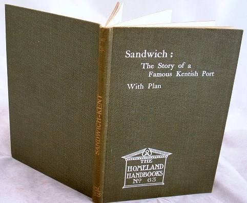 Image for Sandwich the Story of a Famous Kentish Port
