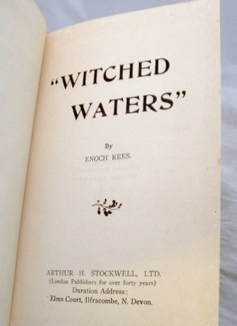Image for Witched Waters