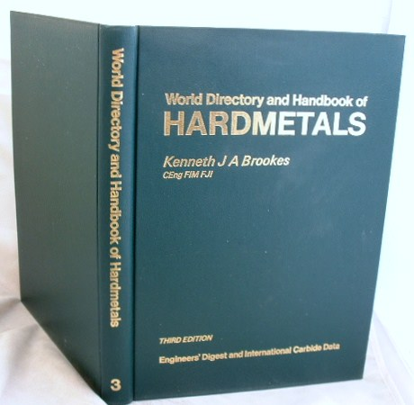 Image for World Directory and Handbook of Hardmetals