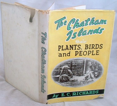 Image for The Chatham Islands Their Plants Birds and People