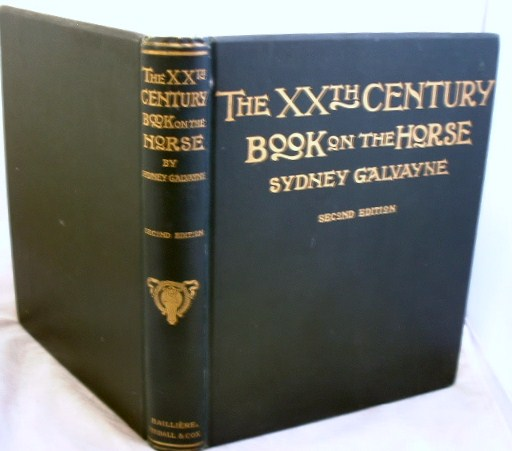 Image for The XXth Century Book of the Horse. 20th Century Book of the Horse