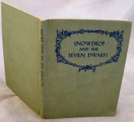 Image for Snowdrop and the Seven Dwarfs