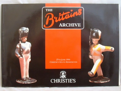 Image for The Britains Archive