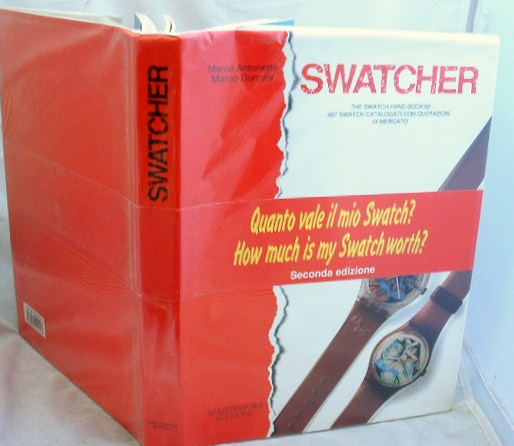 Image for Swatcher the Swatch Hand Book 92