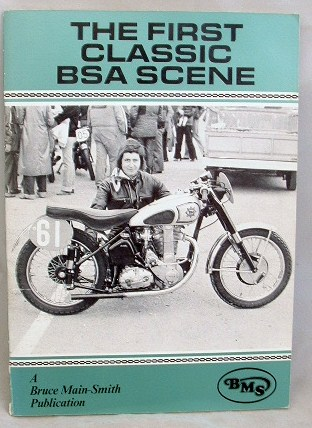 Image for The First Classic BSA Scene