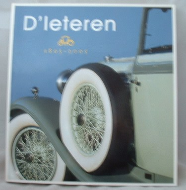 Image for D'leteren 1805-2005 200 Years History