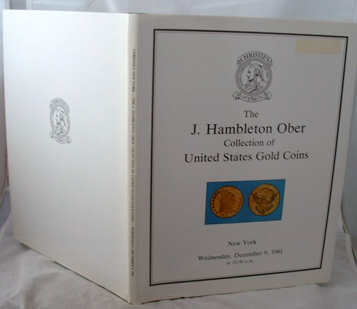 Image for The J Hambleton Ober Collection of United States Gold Coins