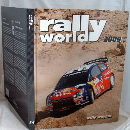 Image for Rally World 2009