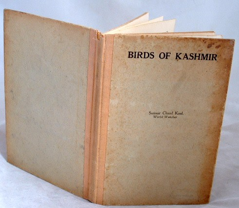 Image for Birds of Kashmir