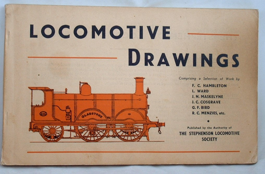 Image for Locomotive Drawings