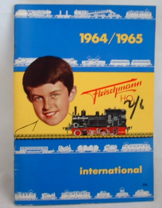 Image for Fleischmann HO International 1964/1965