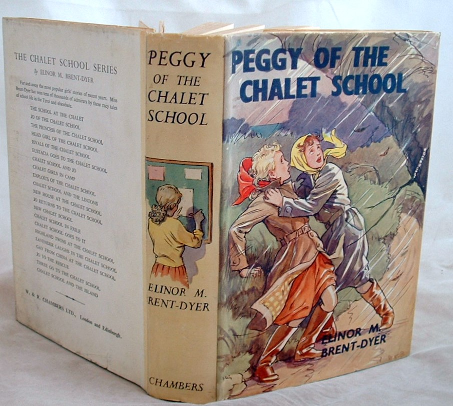 Image for Peggy of the Chalet School