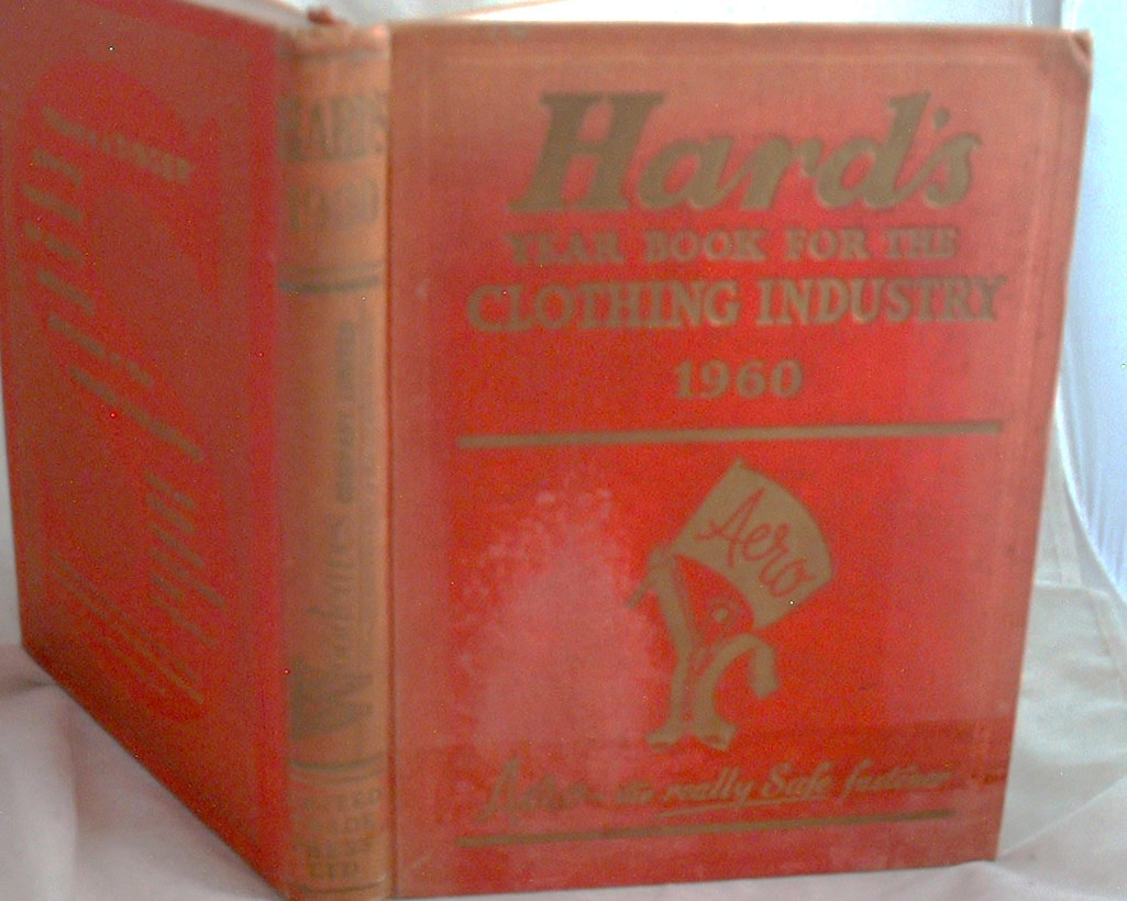 Image for Hard's Year Book for the Clothing Industry 1960