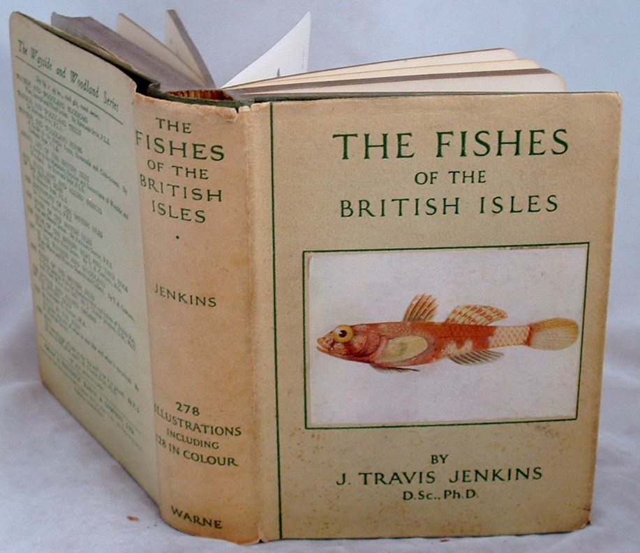 Image for The Fishes of the British Isles Both River and Salt