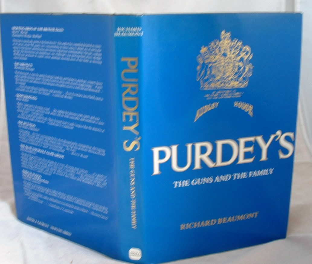 Image for Purdey's: The Guns and the Family
