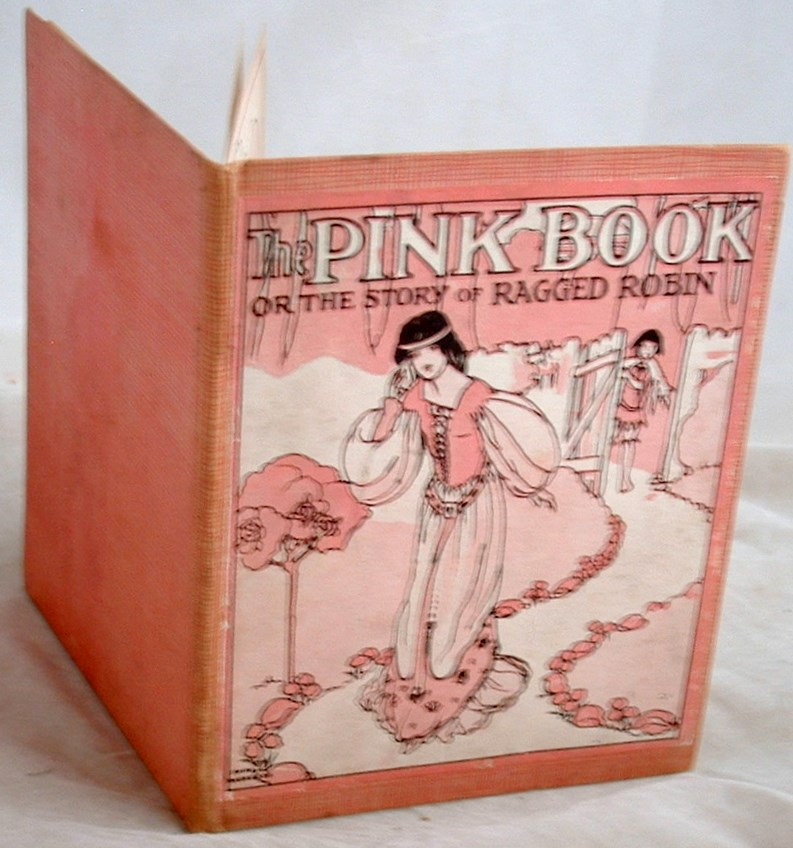 Image for The Pink Book or the Story of Ragged Robin