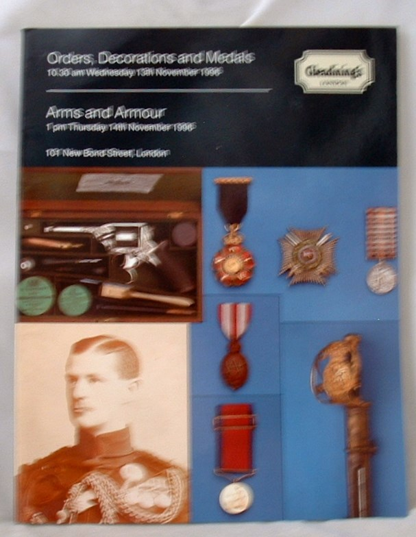 Image for Orders Decorations and Medals, Arms and Armour