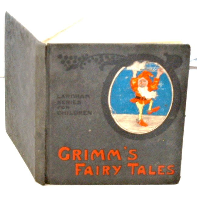 Image for A Selection from Grimm's Fairy Tales