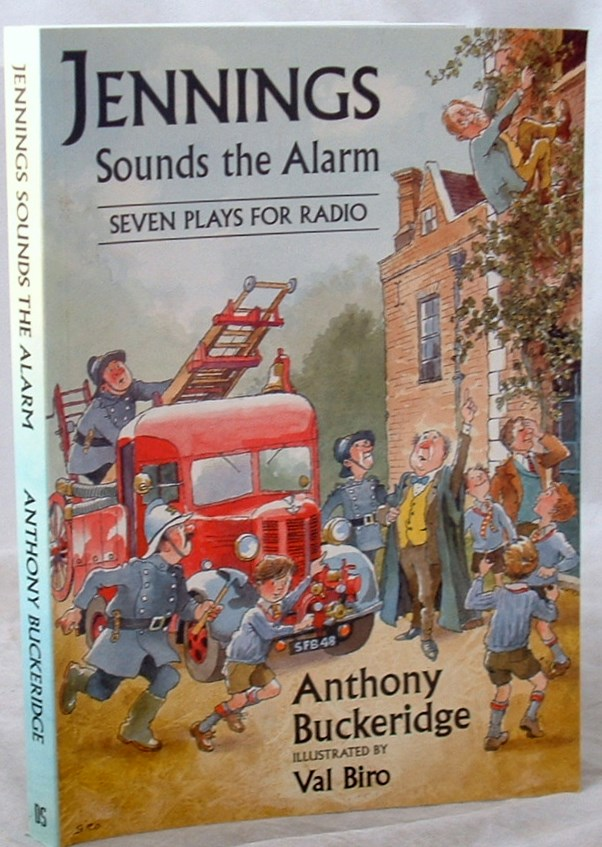 Image for Jennings Sounds the Alarm Seven Plays for Radio