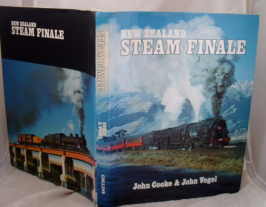 Image for New Zealand Steam Finale
