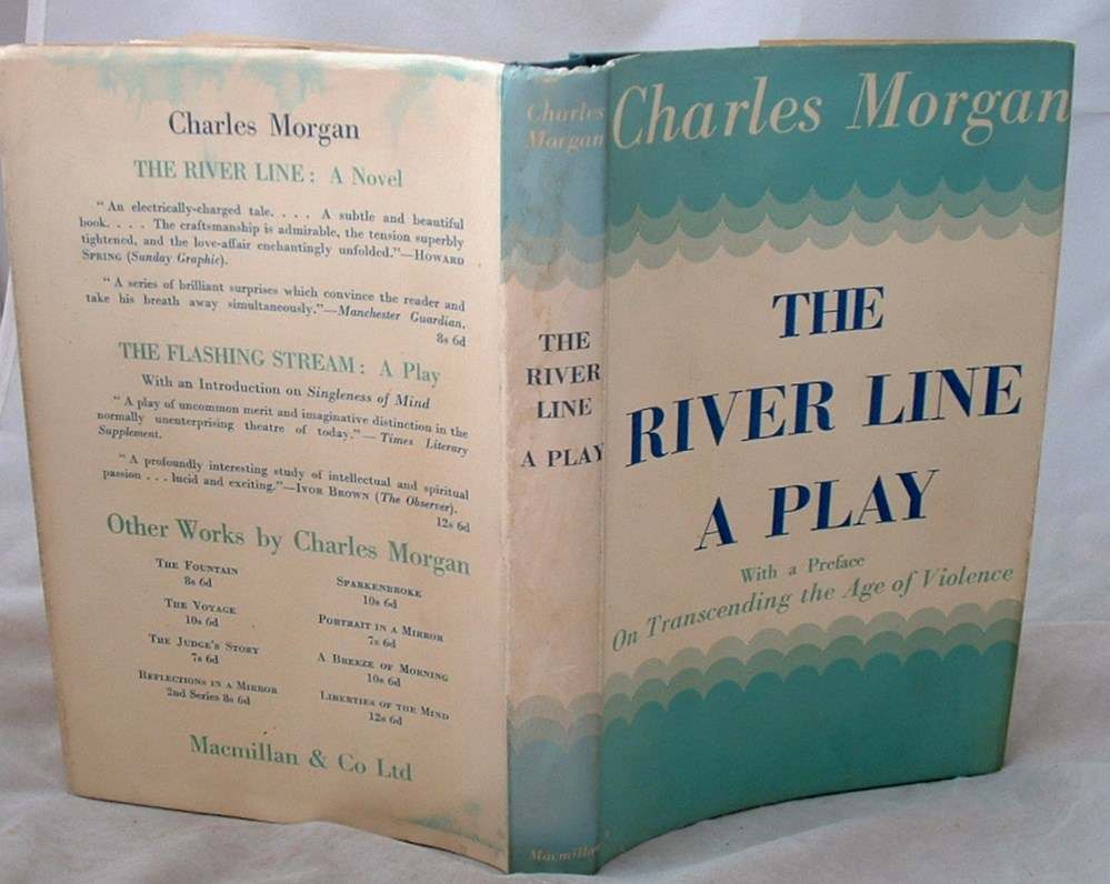 Image for The River Line a Play
