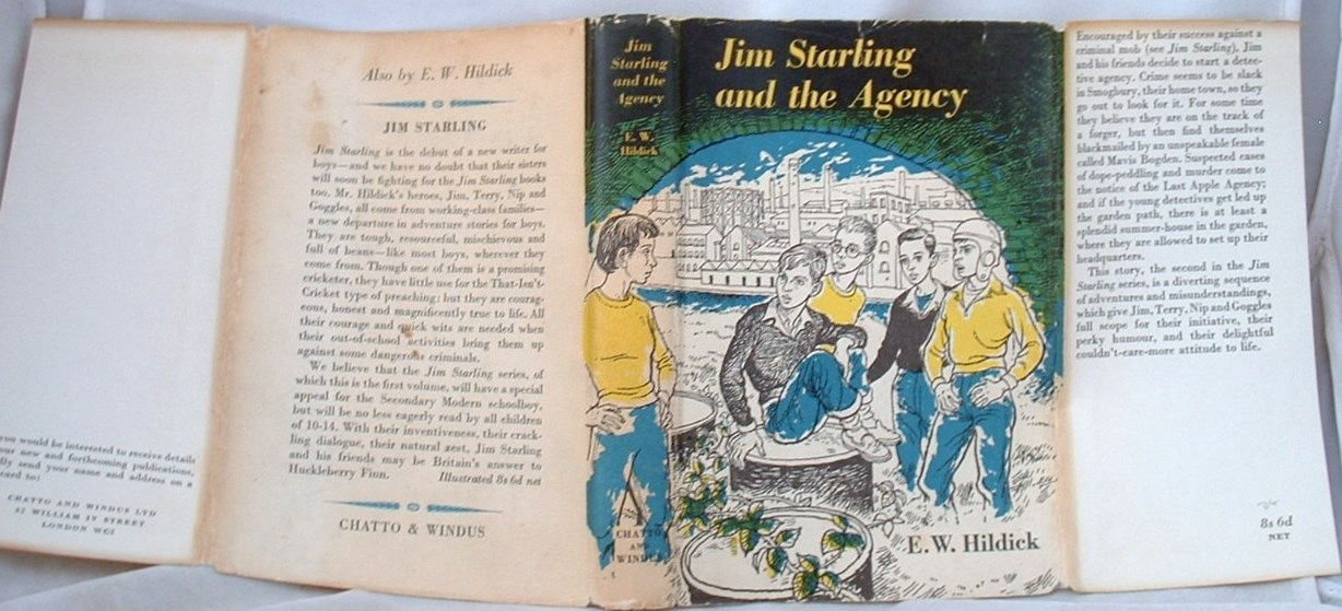 Image for Jim Starling and the Agency