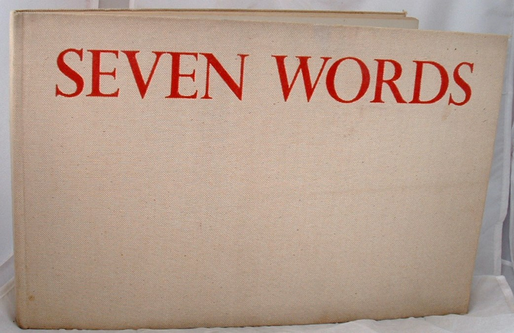 Image for Seven Words
