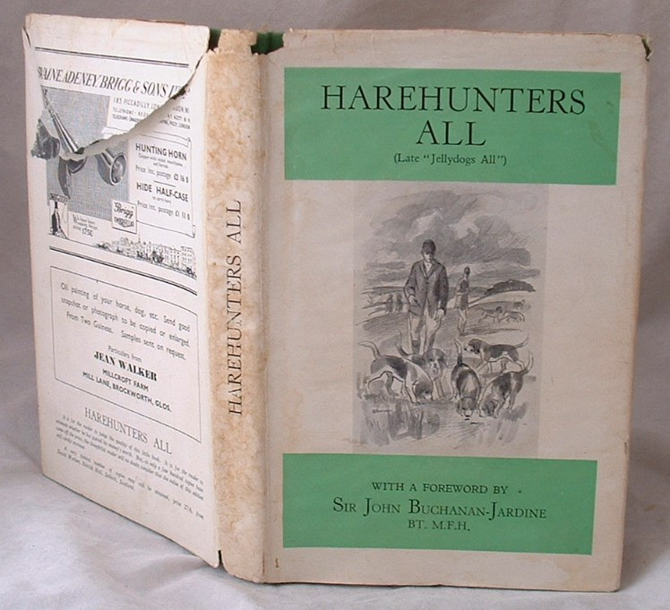 Image for Harehunters All One Hundred Articles Concerning Beagles and Other Hare Hunting Hounds Which are Followed on Foot
