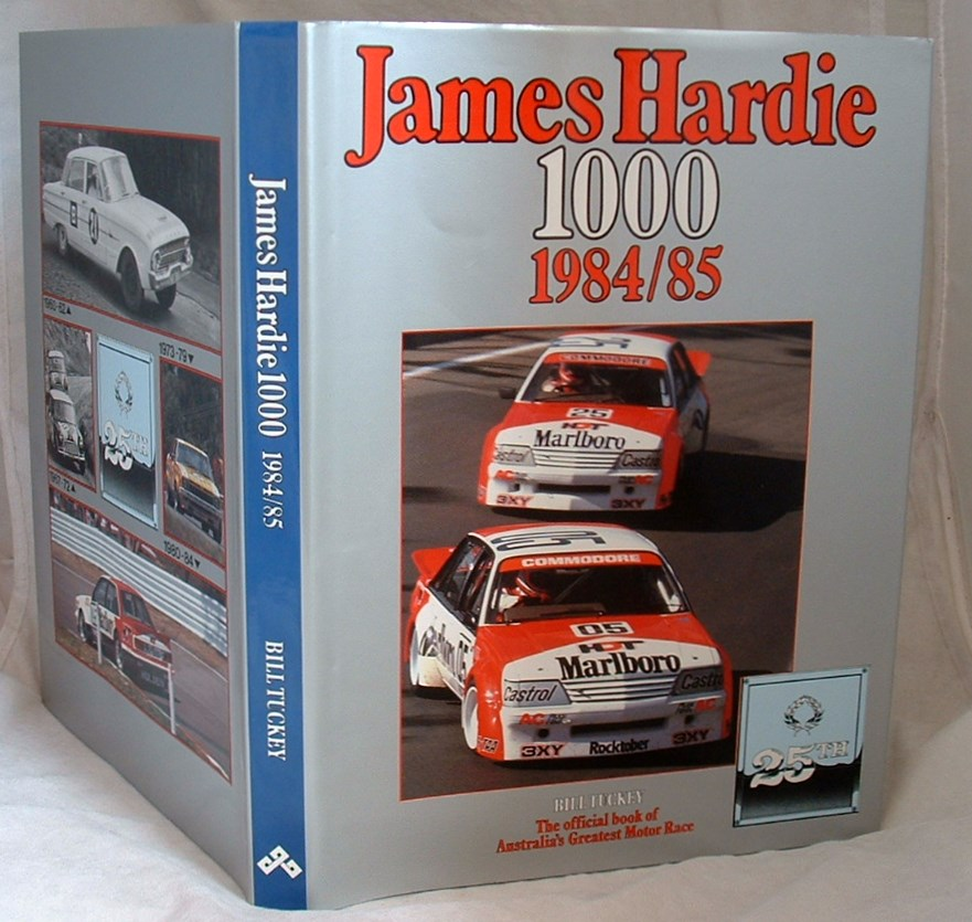 Image for James Hardie 1000 1984/85