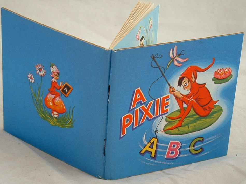 Image for A Pixie A B C
