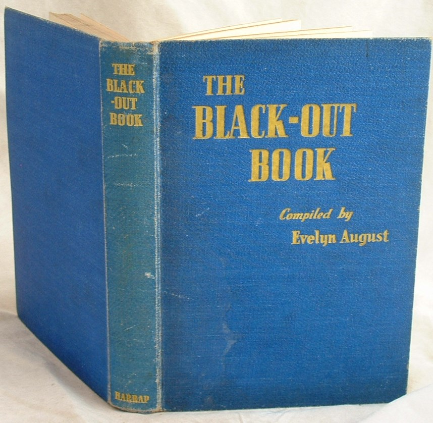 Image for The Black Out Book Being One Hundred and One Black Out Nights Entertainment