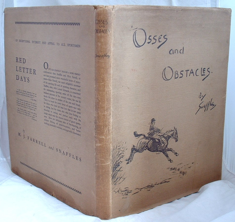 Image for Osses and Obstacles
