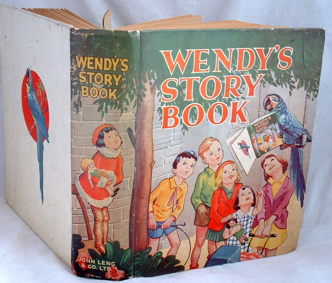 Image for Wendy's Story Book