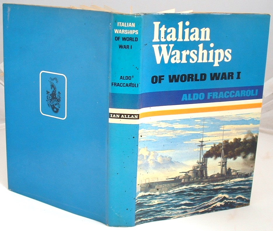 Image for Italian Warships of World War I