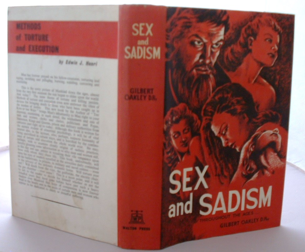 Image for Sex and Sadism  Throughout the Ages