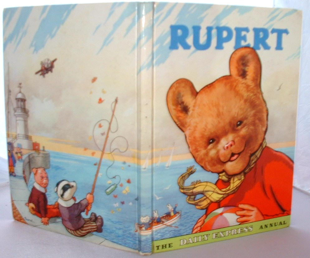 Image for Rupert Annual 1959