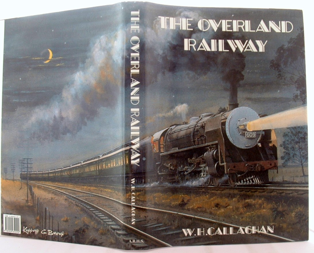 Image for THE OVERLAND RAILWAY