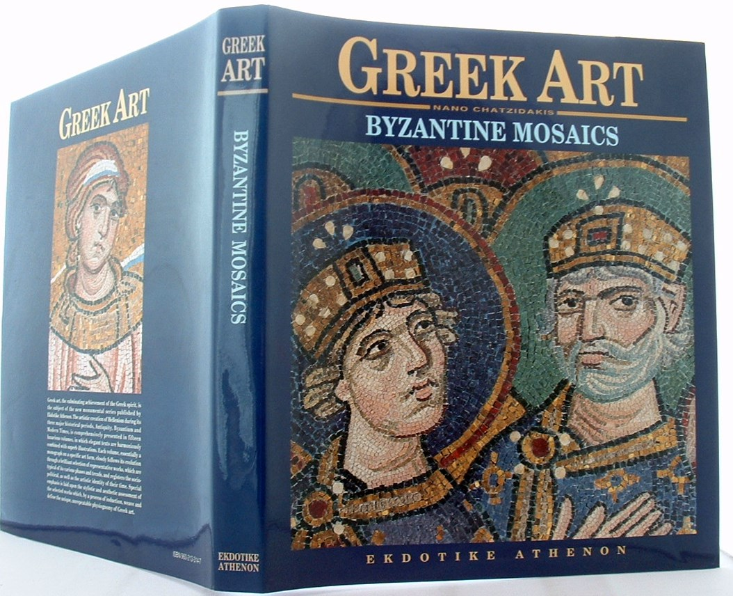 Image for Greek Art: Byzantine Mosaics