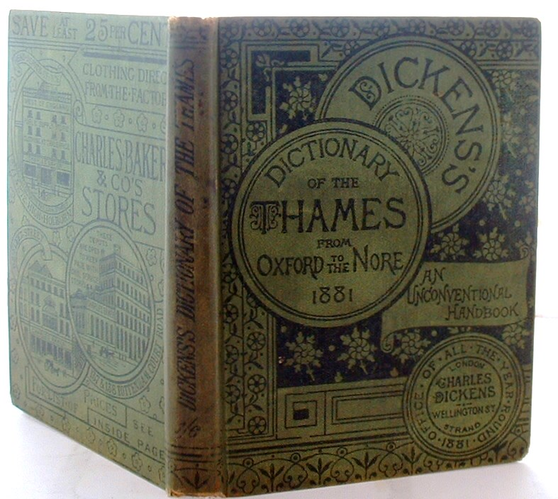 Image for Dickens's Dictionary of the Thames from Oxford to the Nore 1881