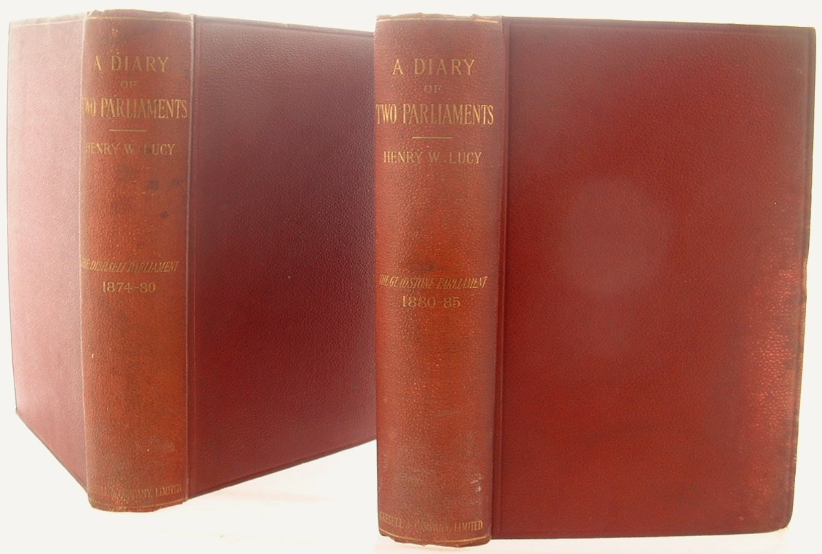 Image for A Diary of Two Parliaments 2 Volumes