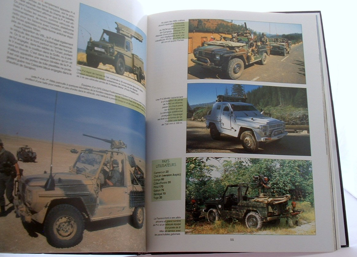 Image for Vehicules De Combat Francais: A Comprehensive Illustrated Guide to French Tanks of Today